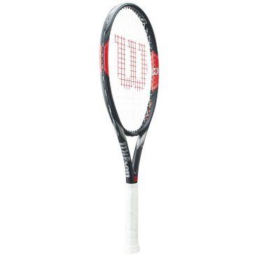 Wilson Federer Team 105 Tennisschläger Tennis Racket - WRT31200U rot/weiß/schwarz