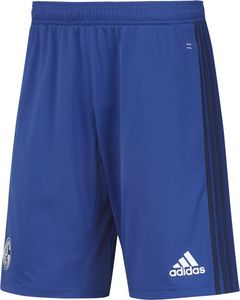 adidas S04 Schalke 04 Herren Trainings Short 17/18 - BS4991