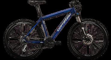 Corratec X-Vert 650B 27,5 Zoll Halcon MTB Mountain Bike - BK22098 - Modell 2017 - 24 Gang