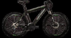 Corratec X-Vert 650B 27,5 Zoll Motion MTB Mountain Bike - BK22097 - Modell 2017 - 27 Gang