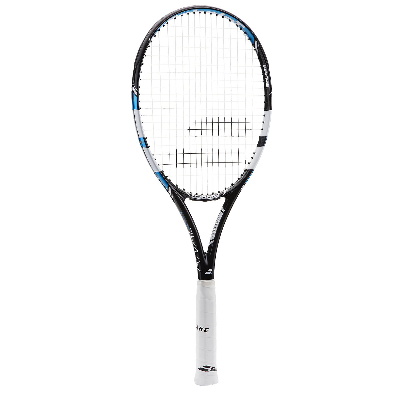 Babolat Rival Drive Tennisschläger Tennis Racket - 121180 schwarz/blau