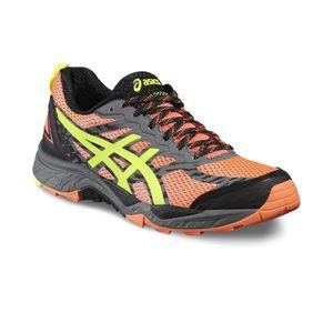fa38fb244e61 Asics Gel-FujiTrabuco 5 - Damen Laufschuhe Jogging Schuhe - T6J5N-0607