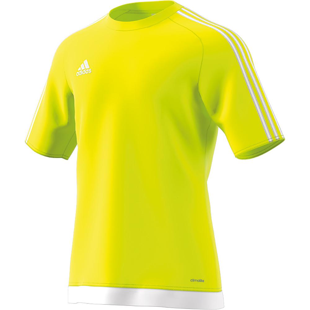 T Adidas Shirt Herren Kurzarm Estro Jersey 15 Trikot n0Nm8w