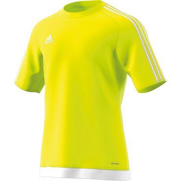 adidas Estro 15 Jersey - Herren kurzarm Trikot T-Shirt - S16160 solargelb