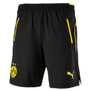 Puma BVB Borussia Dortmund Kinder Training Short 17/18 - 752014-02