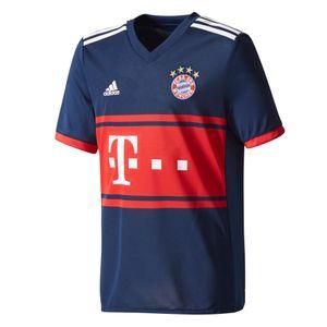 adidas FCB FC Bayern München Kinder auswärts Trikot 17/18 - AZ7933