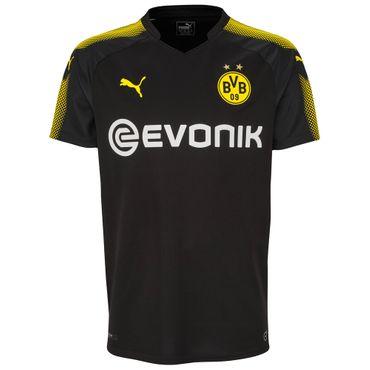 Puma BVB Borussia Dortmund Herren Auswärtstrikot 17/18 - 751672-02