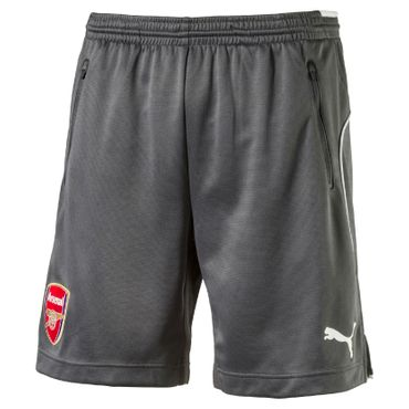 Puma FC Arsenal London Training Shorts 17/18 - Herren Trainingsshort - 751708-01 grau