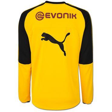 Puma BVB Borussia Dortmund Herren Training Sweatshirt 17/18 - 751775-01