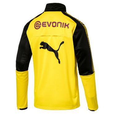 Puma BVB Borussia Dortmund Herren Training Top BVB Ziptop 17/18 - 751777-01