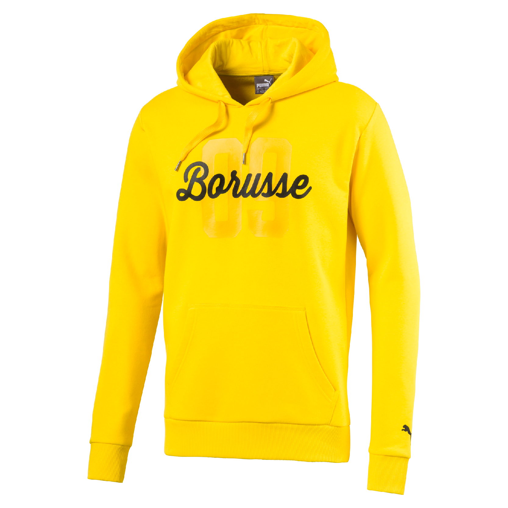 Puma BVB Borussia Dortmund BORUSSE Hoody 1718 Herren Sweatshirt 751828 01