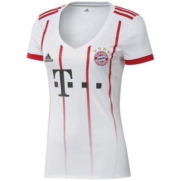 adidas FCB FC Bayern München Damen Champions League Trikot 17/18 - AZ7717