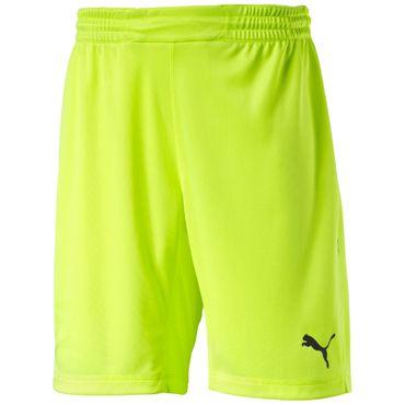 Puma Shorts - Herren Short kurze Fußball Hose - 701919-42 - neongelb