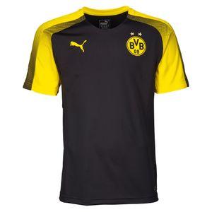 Puma BVB Borussia Dortmund Herren International Stadionshirt 17/18 - 751763-01