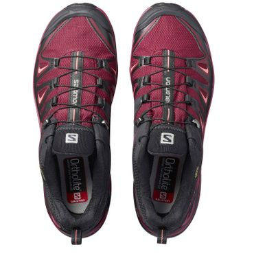 Salomon Outdoor Tracking/Runningschuh X Ultra 3 GTX Women - Tawn - 398681