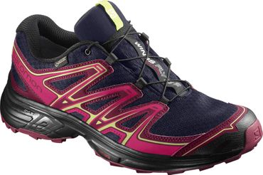 Salomon Outdoor Tracking/Runningschuh Wings Flyte 2 GTX Women - 399714