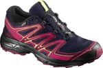 Salomon Outdoor Tracking/Runningschuh Wings Flyte 2 GTX Women - 399714 001