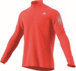 adidas Response Herren Langarm Half-Zip Sweatshirt Shirt - B47698 001