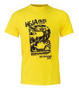 Puma BVB Borussia Dortmund Herren Pokaleinzug Finale Shirt - 924397-01