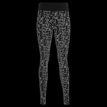 Asics Lite-Show Winter Tight - Damen Laufhose Running Hose - 146631-1179 schwarz