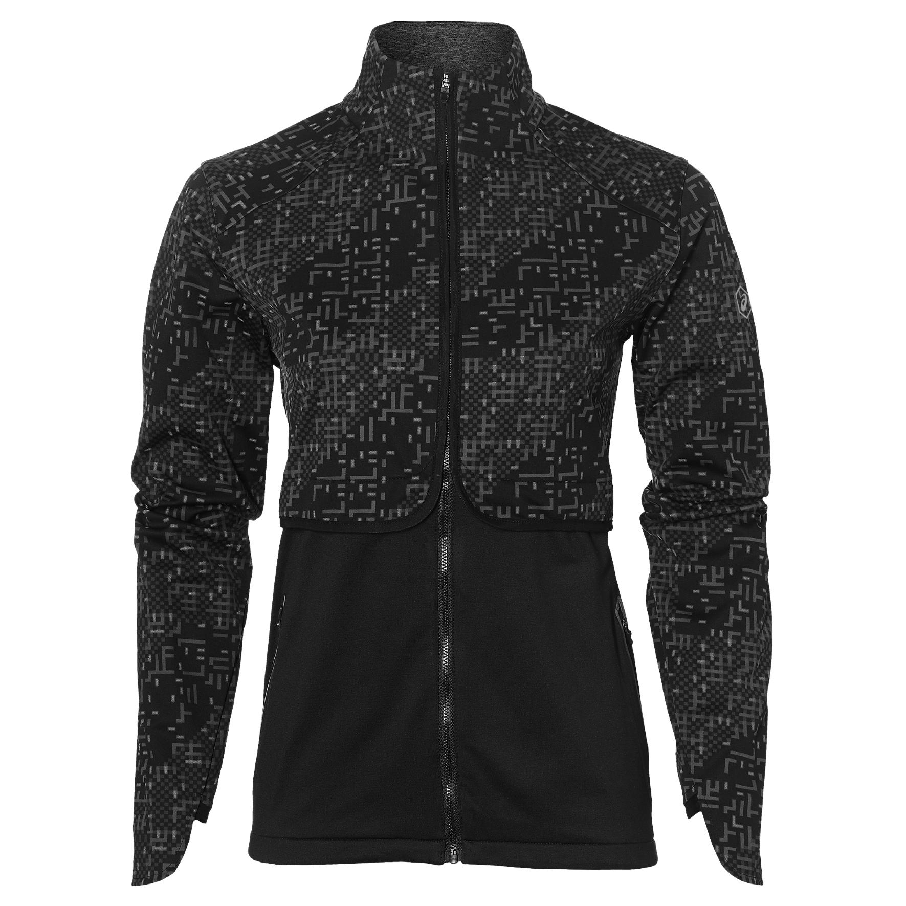 low priced f4049 935d7 Asics Lite-Show Winter Jacket Damen Laufjacke Running Jacke ...