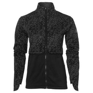 Asics Lite-Show Winter Jacket Damen Laufjacke Running Jacke 146630-1179 schwarz