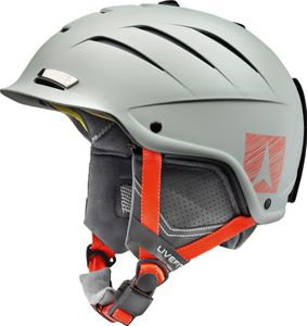 Atomic Nomad LF 17/18 - Skihelm Snowboard Helm - AN5005404 - Hellgrau
