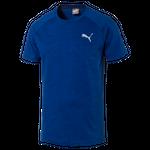 Puma Evostripe Spaceknit - Herren T-Shirt - 590624-10 blau  001