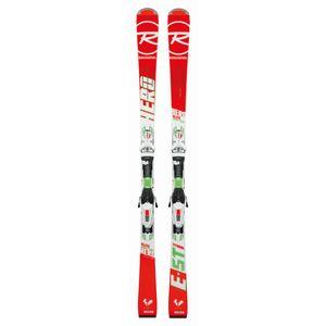 Rossignol Hero Elite ST Ti - Slalom Carving Ski + NX 12 Bindung - 17/18