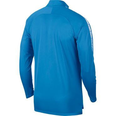 Nike Shield Squad Top - Kinder Ziptop Trainingstop - 880258-481