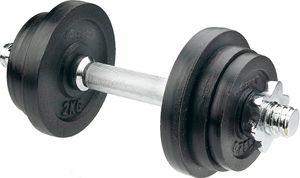 V3tec Kurzhantel-Set ca. 10kg - Hantelstange + Gewichte - 107777-9514