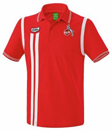 Erima 1. FC Köln Retro Polo - Herren Poloshirt - 250607