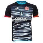 Lotto 1. FSV Mainz 05 - Kinder Ausweichtrikot 3rd Jersey - S1425 navy/print 001
