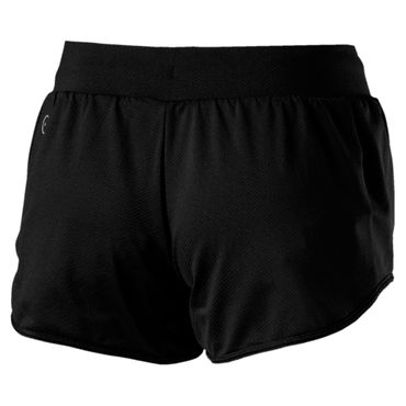 Puma Mesh Short - Damen Short kurze Trainingshose - 515723-01