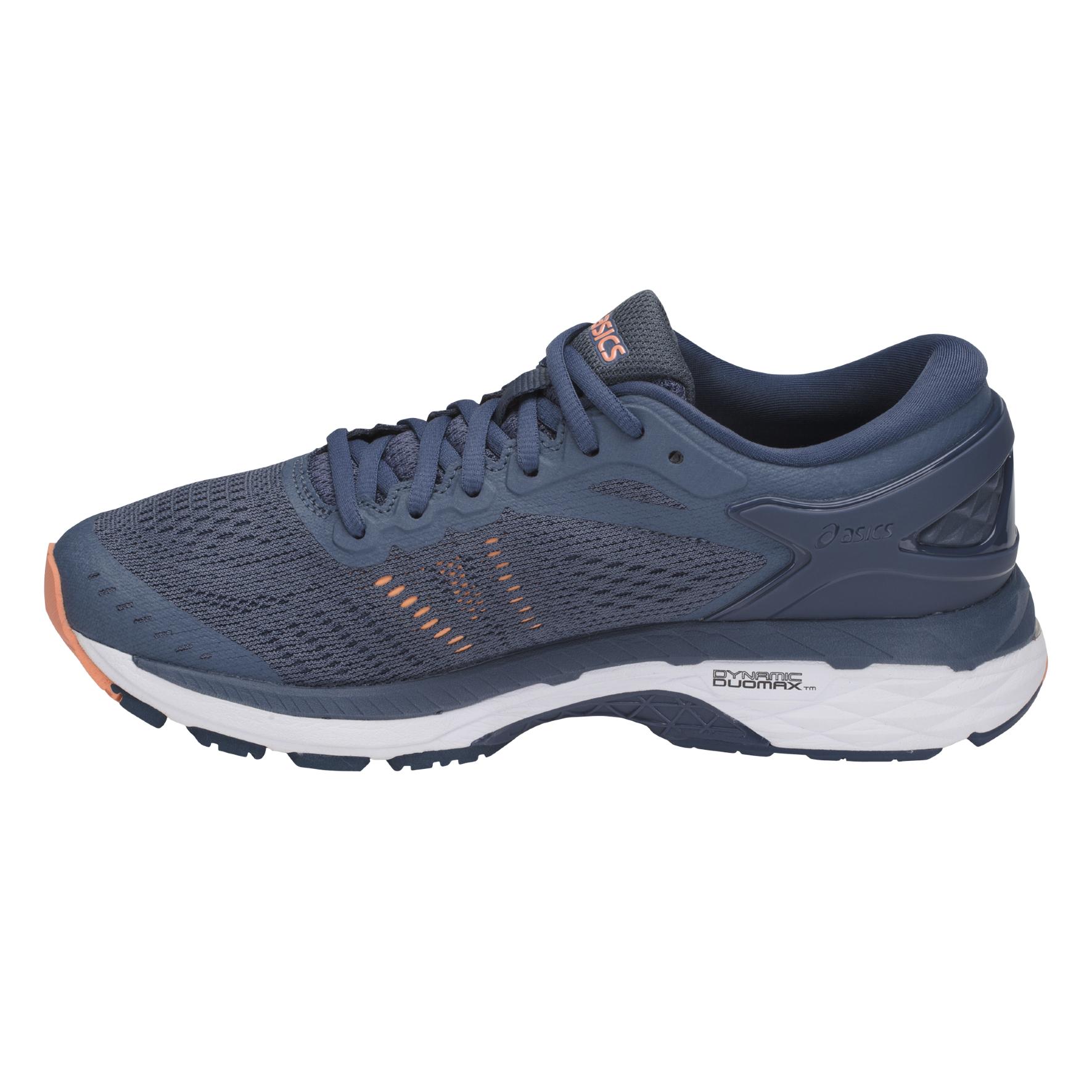 Asics Gel-Kayano 24 - Damen Laufschuhe Running Schuhe - T799N-5649 ...