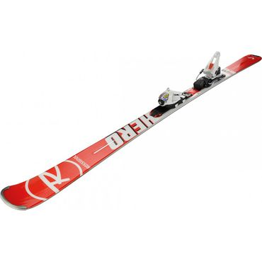 Rossignol Hero Elite SX Pro Carbon - Slalom Carving Ski + NX 12 Bindung - 17/18