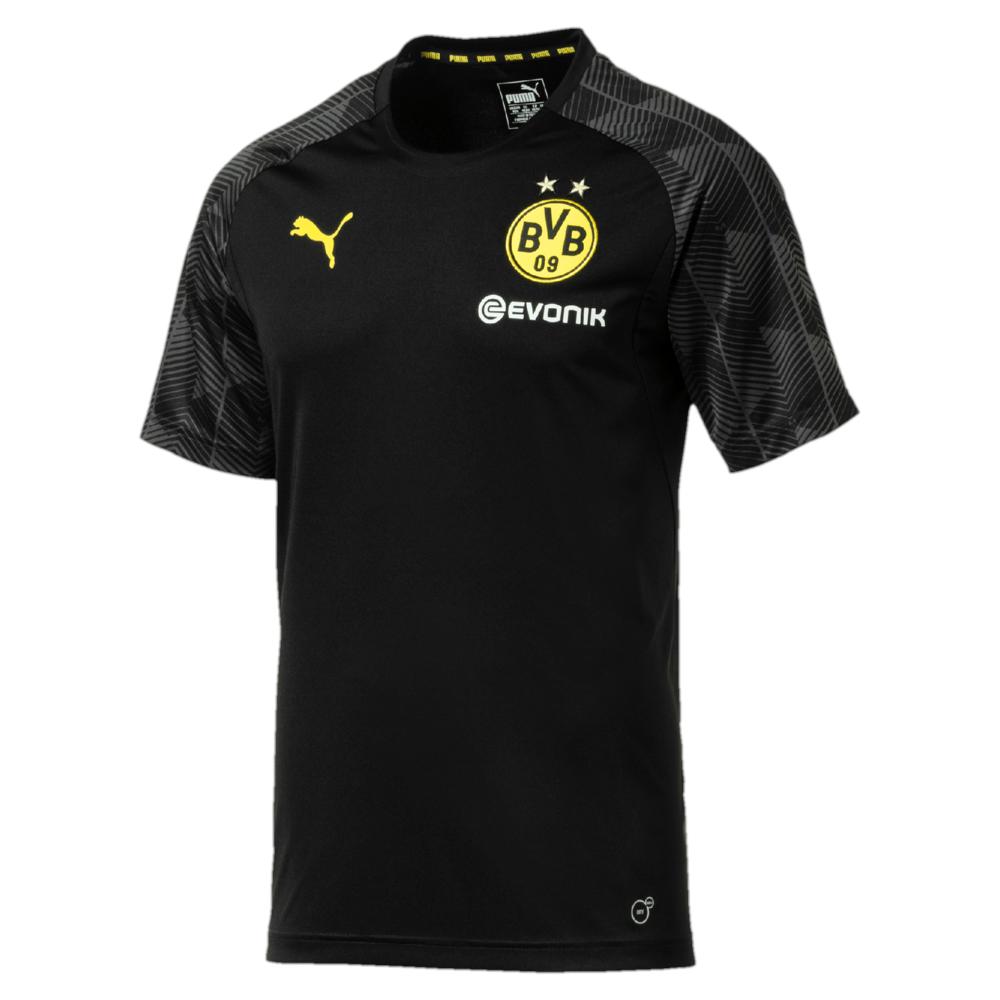 Puma BVB Borussia Dortmund Herren Stadium Trainingsshirt 17/18 – 752857-02