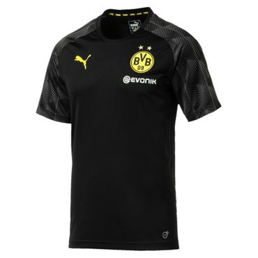 Puma BVB Borussia Dortmund Herren Stadium Trainingsshirt 17/18 - 752857-02