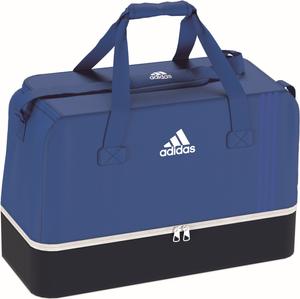 adidas Tiro Teambag - Large - Sporttasche mit Bodenfach - BS4755 blau