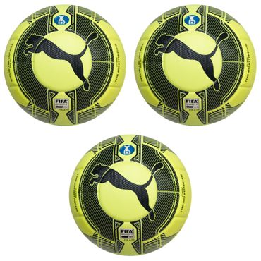 3x Puma evoPOWER Vigor 1.3 - Spielball Matchball Fußball - 082849-01