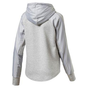 Puma Evostripe FZ Jacket - Damen Kapuzenjacke - 850005-04 grau