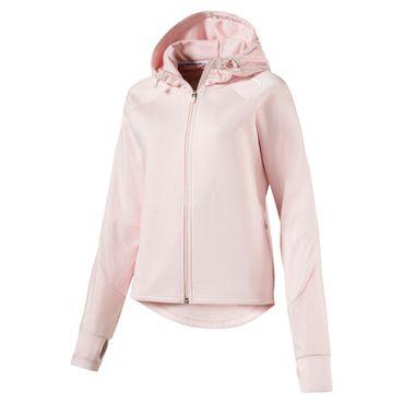 Puma Evostripe FZ Jacket - Damen Kapuzenjacke - 850005-36 pearl