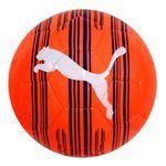 Puma Big Cat Ball - Trainingsball Fußball - 82744-03 neonrot/blau 001
