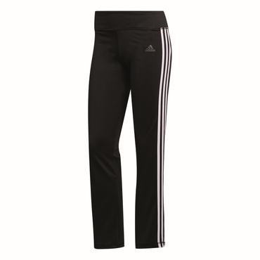 adidas Brushed 3S Pant - Damen Trainingshose - BR8770 schwarz