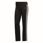 adidas Brushed 3S Pant - Damen Trainingshose - BR8770 schwarz 001