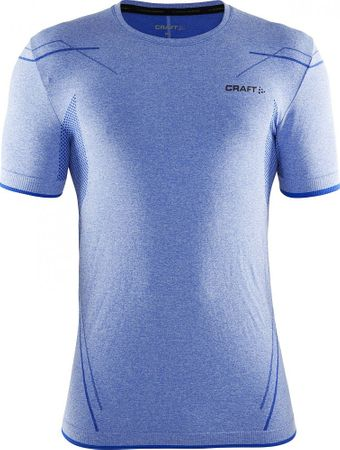 Craft Active Comfort Roundneck SS - Herren Funktionsshirt - 1903792-B336 - blau