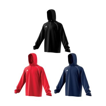 adidas Core 18 - Herren Rain Jacket - 10er Set