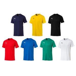 Puma Liga - Herren kurzarm Trikot Jersey - 10er Set - 655308