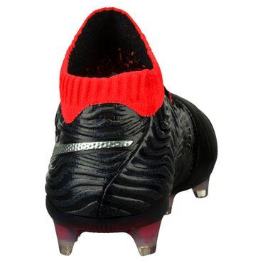 Puma One 18.1 FG - Herren Fußballschuhe Nocken Schuhe - 104527-01 schwarz
