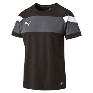 Puma Spirit II Training Jersey - Herren Training T-Shirt - 654655-03 schwarz